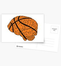 Basketball Head! Postcards
