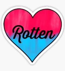 Rotten Sticker