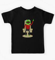 Jean Luc Pikermit Kids T-Shirt