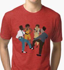 It's A House Party!  Tri-blend T-Shirt