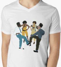 It's A House Party!  Men's V-Neck T-Shirt