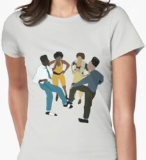 It's A House Party!  Womens Fitted T-Shirt