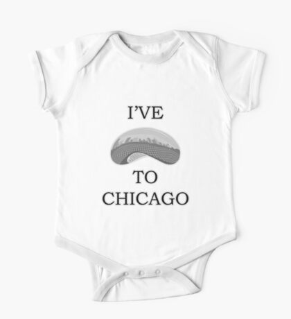 I've Bean To Chicago Kids Clothes