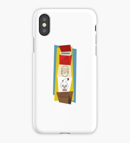 The Fantastic, Royal Life Limited at Rushmore Kingdom iPhone Case