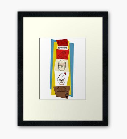 The Fantastic, Royal Life Limited at Rushmore Kingdom Framed Print