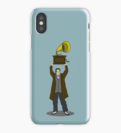Sayeth Anything iPhone Case