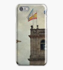 The photo of the tourist iPhone Case/Skin