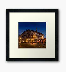 Bettys Tea Rooms St Helens Square Framed Print