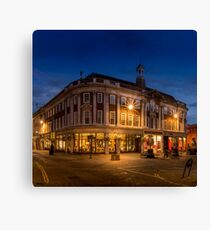Bettys Tea Rooms St Helens Square Canvas Print