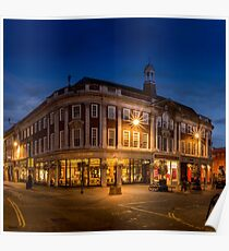 Bettys Tea Rooms St Helens Square Poster