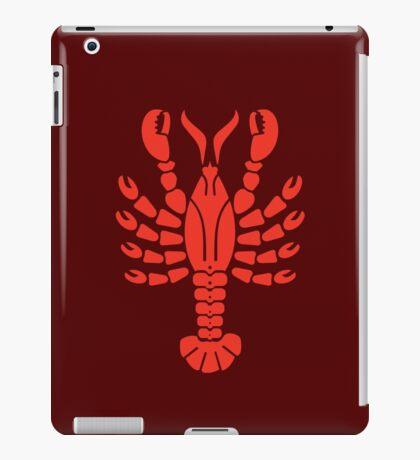 Lobster VRS2 iPad Case/Skin