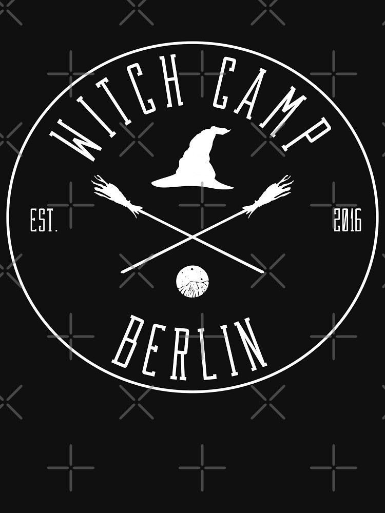 Witch Camp Berlin (white) by siyi
