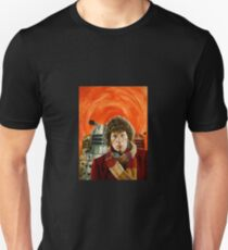 Doctor Who by Terry Oakes T-Shirt