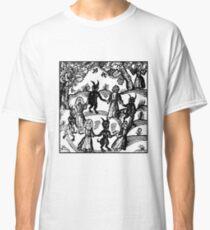 Camiseta clásica Bailar con el demonio