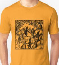 Dance with the Devil  Unisex T-Shirt