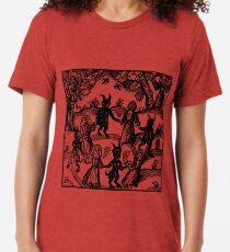 Tanz mit dem Teufel Vintage T-Shirt