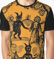 Dance with the Devil  Graphic T-Shirt
