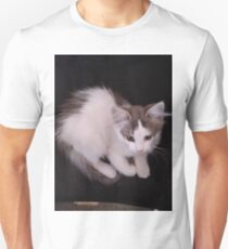 Kitten in a Chair Unisex T-Shirt