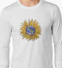 Sunflower Earth T-Shirt