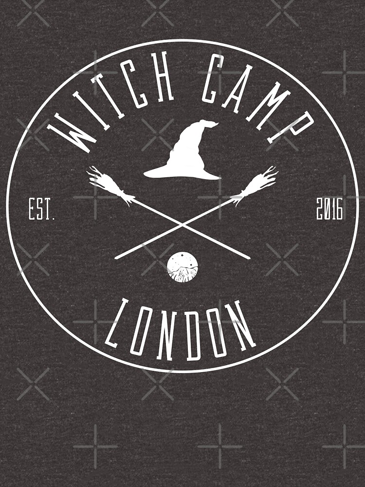 Witch Camp London (white) by siyi