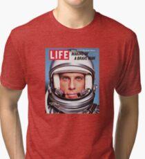 walter mitty Tri-blend T-Shirt