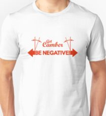 BE NEGATIVE (3) Slim Fit T-Shirt