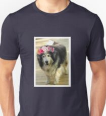 Leo from Old Friends Senior Dog Sanctuary Unisex T-Shirt