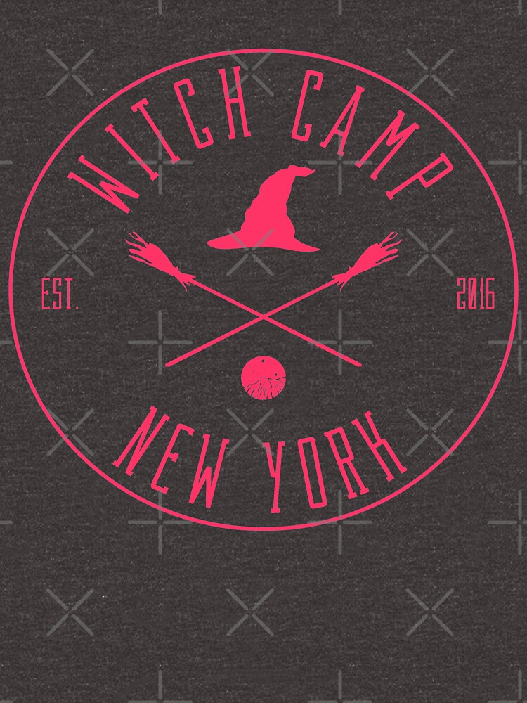 Witch Camp New York (pink) by siyi