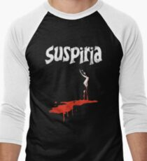 Suspiria Men's Baseball ¾ T-Shirt