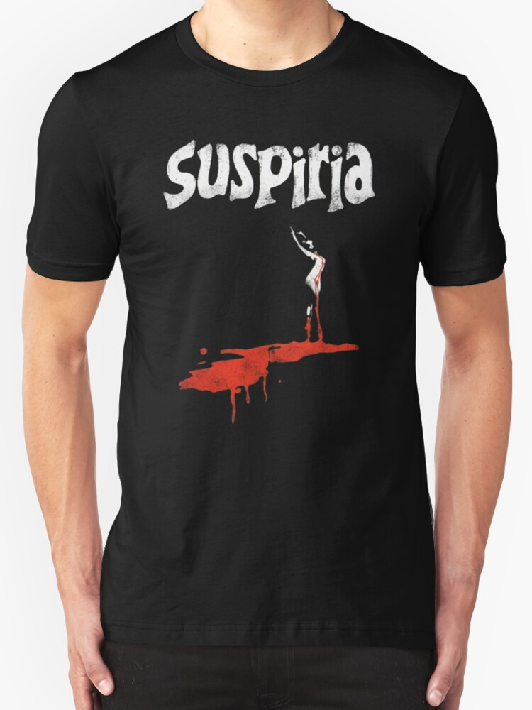 Quot Suspiria Quot T Shirts Amp Hoodies By Mrspaceman Redbubble
