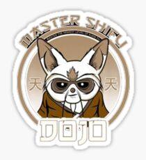 Master Shifu From Kung Fu Panda Sticker