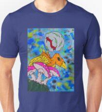 Tye-Dye Bird T-Shirt