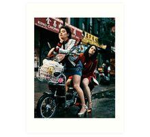 Broad City is NYC Art Print