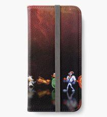 Earthworm Jim pixel art iPhone Wallet/Case/Skin