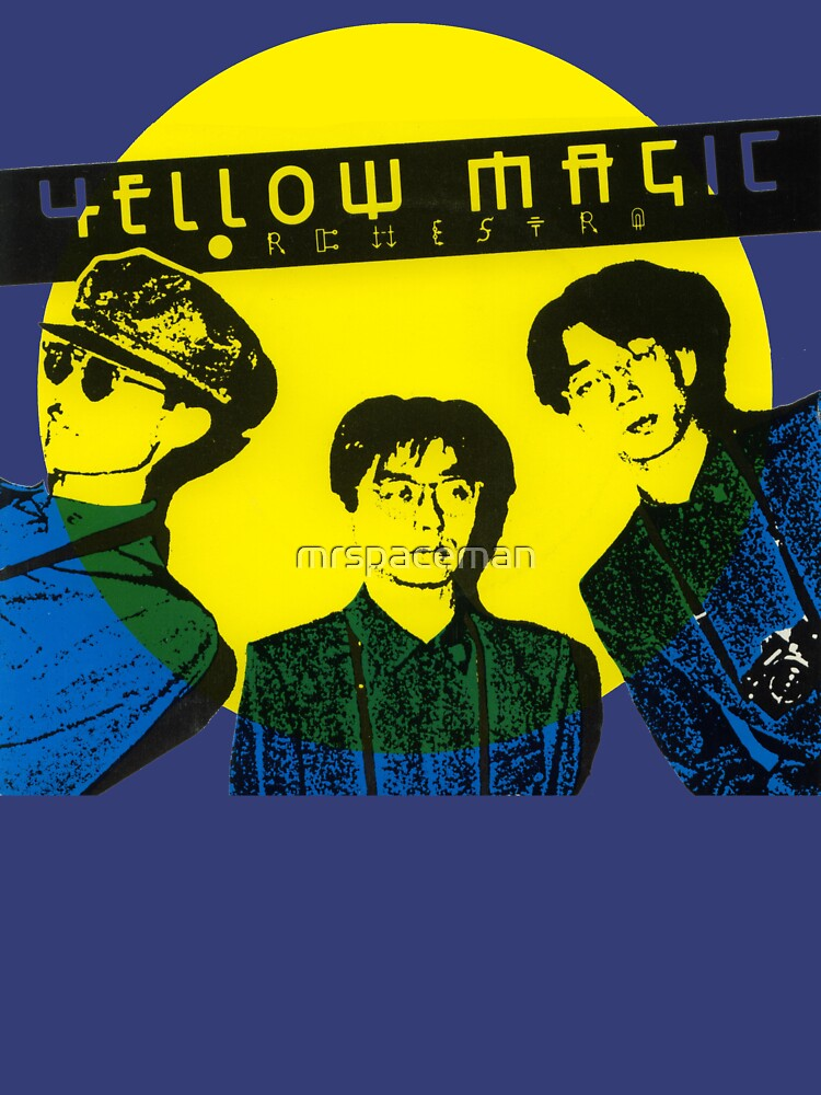 Yellow Magic Orchestra by mrspaceman