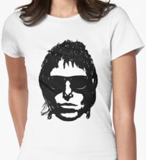 Liam Gallagher Oasis Supersonic Women's Fitted T-Shirt