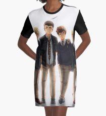 The Raven Boys Graphic T-Shirt Dress