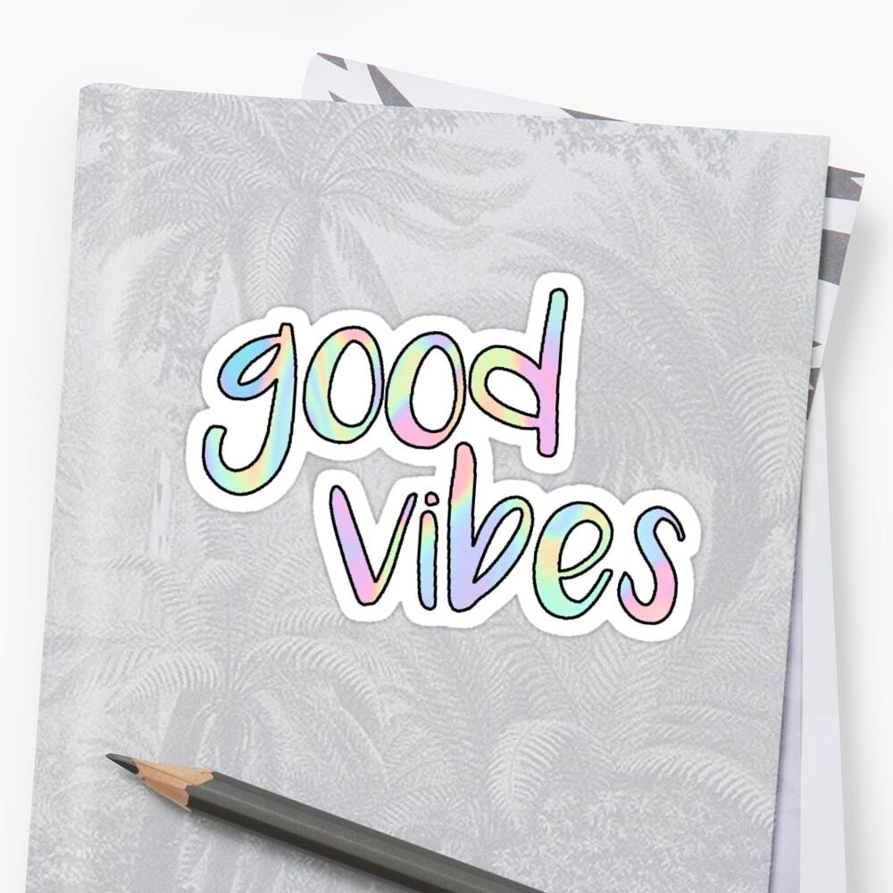 Gute Stimmung Sticker