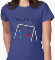 Funny Mood Swings Cartoon T-Shirt
