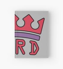 The Nerd King / Queen Hardcover Journal