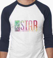 Blue Watercolor S.T.A.R. Laboratories T-Shirt