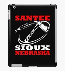 SANTEE SIOUX iPad Case/Skin