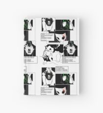 Page..... Hardcover Journal
