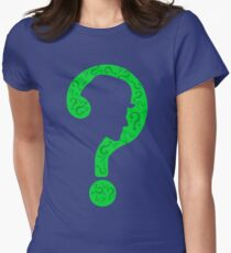 The Riddler ? Womens Fitted T-Shirt