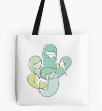 Les Filles Tote Bag
