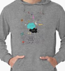 The Fault in Our Stars - ORIGINAL ARTIST Lightweight Hoodie