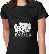 Earthlings Women's Fitted T-Shirt