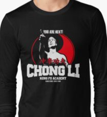 BOLO YEUNG BLOODSPORT CHONG LI KUNG FU ACADEMY YOU ARE NEXT T-Shirt
