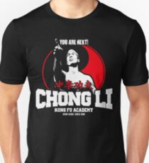 BOLO YEUNG BLOODSPORT CHONG LI KUNG FU ACADEMY YOU ARE NEXT T-Shirt