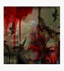 Freedom-Graffiti/Fantasy Style Photographic Print
